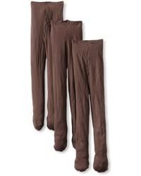 Jefferies Socks Little Girls Smooth Skin Tights