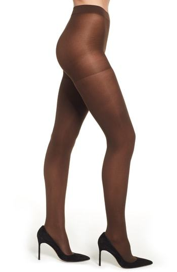 1aee8366a9c Nordstrom Opaque Control Top Tights