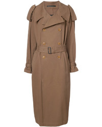 Brown Trenchcoat