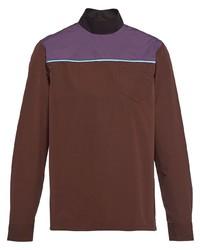 Prada Rear Buttoned Panelled Shirt