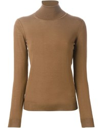 Salvatore Ferragamo Roll Neck Sweater