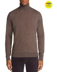 The Store At Bloomingdales Millennium Merino Wool Turtleneck Sweater Gq60 100%
