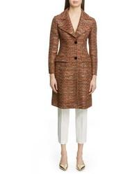 Etro Two Button Tweed Jacket