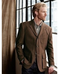 Brown Tweed Jackets for Men | Men's Fashion