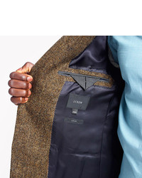 4a557d0fc01e Ludlow Suit Jacket With Double Vent In English Tweed, $450 | J.Crew ...