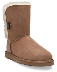 UGG Bailey Button Sheepskin Boots
