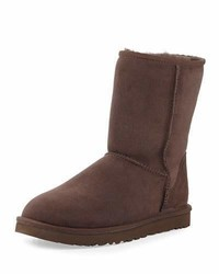 UGG Classic Short Suede Boot