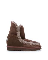 Concealed heel eskimo boots medium 7354123