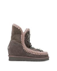 Mou Eskimo Inner Wedge Boots
