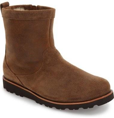 f33f637f0c8 $229, UGG Hendren Bomber Zip Boot
