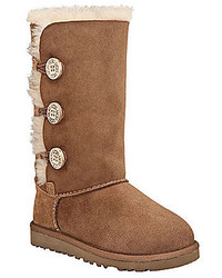 UGG Bailey Button Triplet Girls Boots
