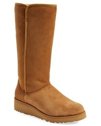 Ugg kara classic slim water resistant tall boot medium 373072