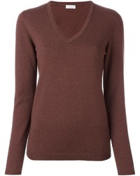 Brunello cucinelli v neck jumper medium 1055597