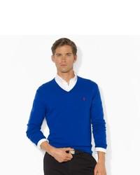 ... Polo Ralph Lauren Lightweight Wool V Neck
