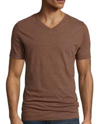 Arizona V Neck Jersey T Shirt