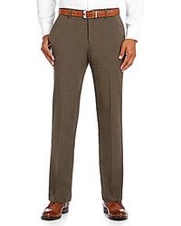 Murano Flat Front Striped Zac Pants