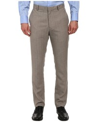 Perry Ellis Slim Fit Travel Luxe Stripe Dress Pant