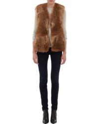 Brown vest original 1433337