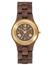 WeWood Criss Wood Bracelet Watch 31mm