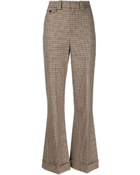 Brown wide leg pants original 4511916
