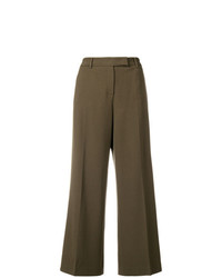 Prada Vintage 1990s Wide Leg Trousers