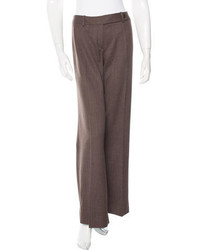 Michael Kors Michl Kors High Rise Flared Pants