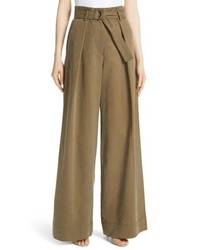 Ulla Johnson Rhodes Paperbag Waist Pants