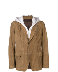 Eleventy Combined Hoodie Jacket
