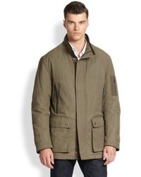 Rainforest Waxed Cotton Jacket