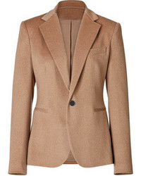 Brown Wool Blazer