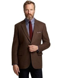 Men&39s Brown Wool Blazers from Brooks Brothers | Men&39s Fashion