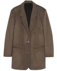 Christophe Lemaire Brushed Wool And Cashmere Blend Jacket