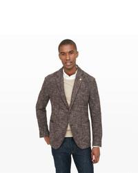 Club Monaco Lardini Wool Tweed Blazer