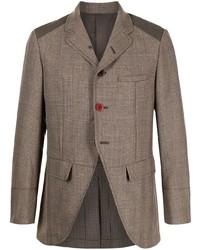 Undercover Open Front Wool Blazer