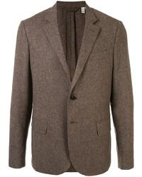 Kent & Curwen Single Breasted Wool Blazer