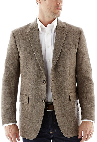 Relatively Stafford Stafford Signature Merino Wool Sport Coat | Where to buy  KI36