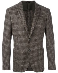Tonello woven effect blazer medium 795414