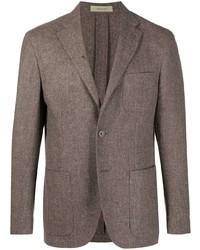 Corneliani Virgin Wool Cashmere Blend Blazer