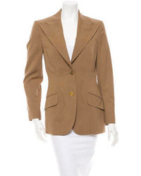 Wool blazer medium 100456