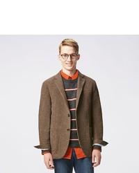 Uniqlo Wool Blended Comfort Jacket