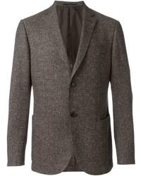 Z Zegna Tweed Blazer