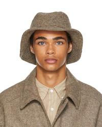 Maryam Nassir Zadeh Wool Tweed Wyatt Bucket Hat