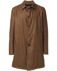 Lardini Buttoned Coat