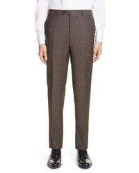 Canali Dot Wool Trousers