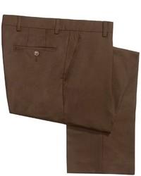 Barry Bricken Extra Fine Wool Dress Pants