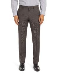 BOSS Genesis Slim Fit Wool Dress Pants