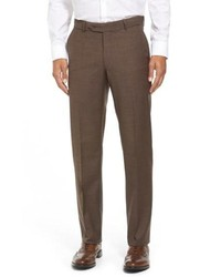 Ballin Sharkskin Wool Trousers