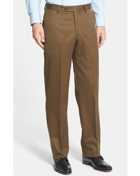 Berle Wool Gabardine Trousers
