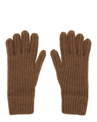 Burberry Brown Gloves
