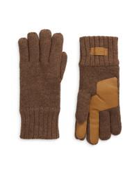 UGG Wool Blend Knit Tech Gloves